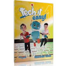 Tech it easy! 1 Revision Book