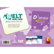 BELT Online Pack D Senior