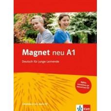 Magnet Neu A1- Arbeitsbuch + Audio-CD