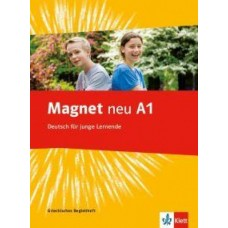 Magnet Neu A1- Griechisches Begleitheft