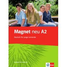 Magnet Neu A2- Kursbuch & Cd