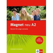 Magnet Neu A2 - Arbeitsbuch + Audio-CD