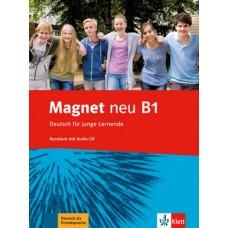 Magnet Neu B1 -  Kursbuch & Cd