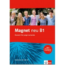 Magnet Neu B1- Arbeitsbuch + Audio-CD