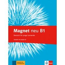 Magnet Neu B1- Testheft & Audio-CD
