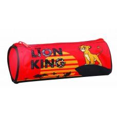 Κασετίνα βαρελάκι LION KING (331-60140)